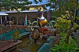 Taman Wisata Air Purbosari, Purbalingga Jawa Tengah  Beautifull Indonesia