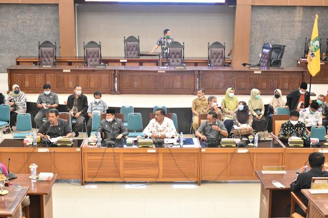DPRD Sinjai Setujui Propemperda 2021 yang Diusulkan Pemkab