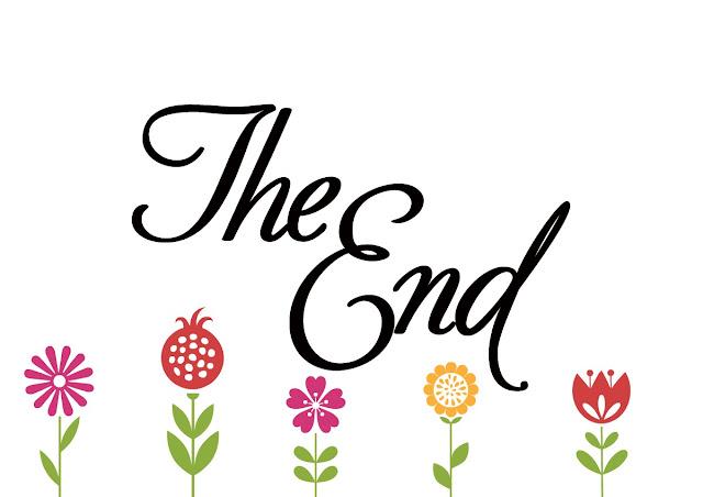 The End: Пустые баночки за апрель
