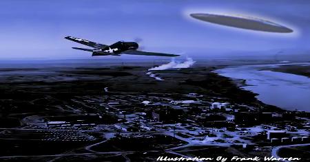 UFO Over Hanford Atomic Plant – Fighter Jets Scrambled!