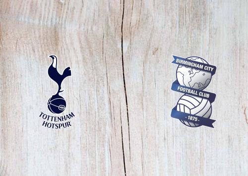Tottenham Hotspur vs Birmingham City Full Match & Highlights 29 August 2020