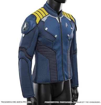 Star Trek Beyond Survival Suit Jacket
