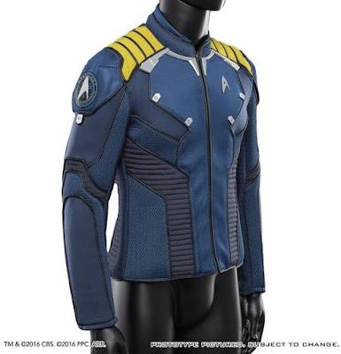 Star Trek Beyond Survival Suit Jacket