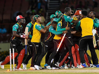 CPL 2019 SKN VS SLZ 21st match Cricket Win Tips