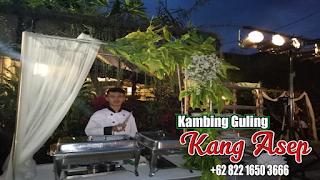 Catering Kambing Guling di Maribaya Bandung