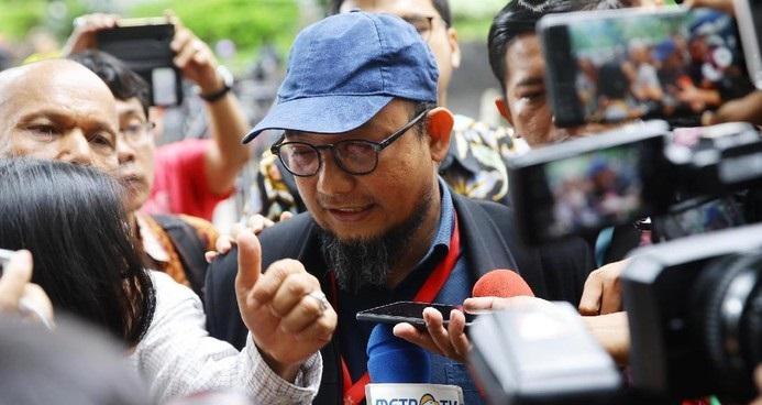 """Ini Daftar Kasus Top Diungkap Novel Baswedan dkk yang Dikabarkan """"Dipecat"""""""