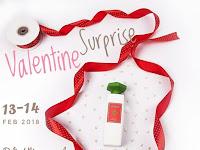 Valentine Surprise, Gratis Parfum untuk Pembelian 1 Parfum Utique 100 ml 13-14 Februari 2018