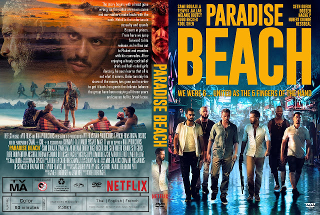 Paradise Beach DVD Cover