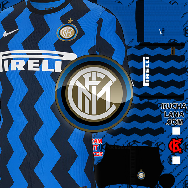 Inter Milan Kits 2020/21 -  DLS20 Kits