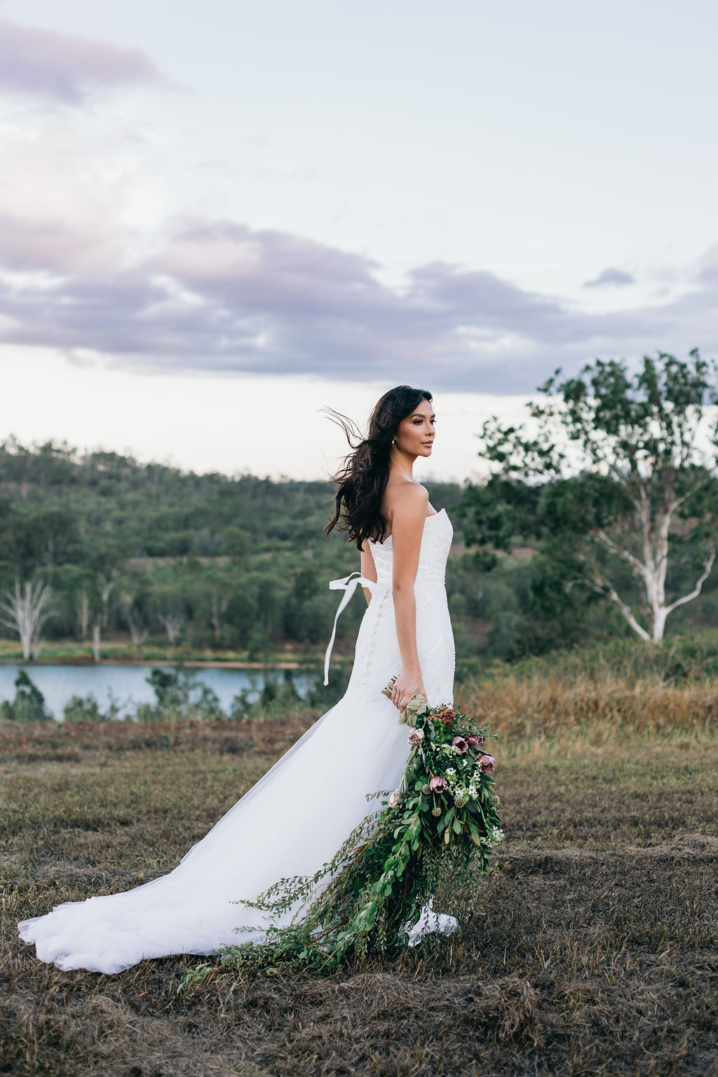 scenic rim bride figtree pictures overflow estate vineyard wedding venue photography australian designer