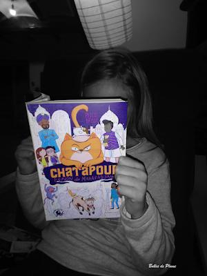 Chatapouf, l'espion du Maharadjah (Poulpe Fictions)