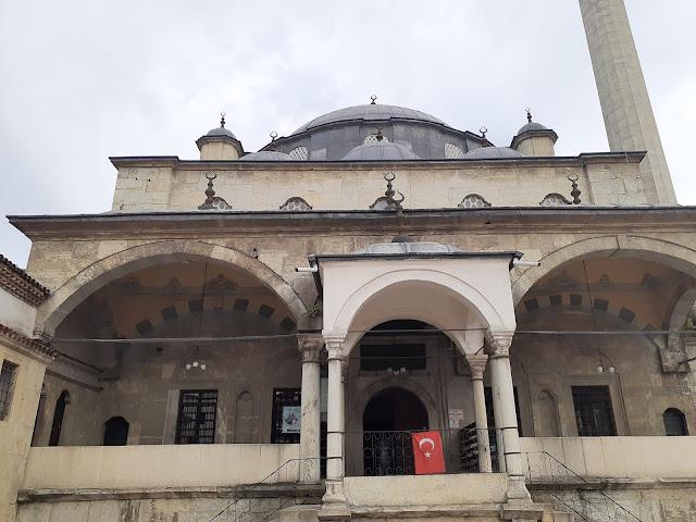 Safranbolu İzzet Mehmet Paşa Camii Girişi