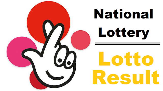 National Lottery Lotto Result