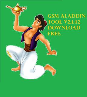 GSM Aladdin Tool V2.1.42 Image