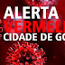 Alerta vermelho da COVID-19 na Cidade de Goiás com alta de casos, foram 73 nos 6 primeiros dias de agosto