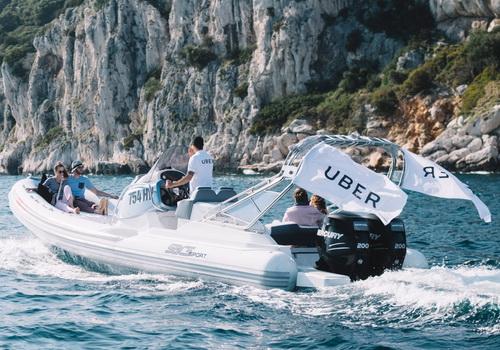 Tinuku.com Uber launches UberBOAT to serve tourists on Croatian coast