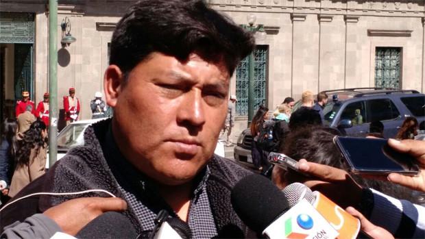 Diputado del MAS protagonizó un escándalo en el aeropuerto de Cochabamba / ERBOL