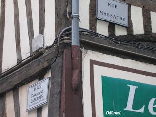 Place Dominique Laboubée - Rouen