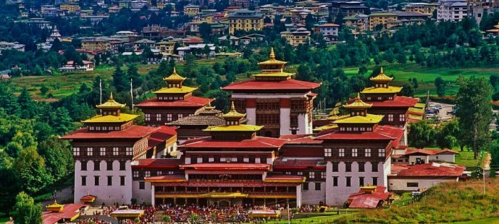 religious-places-of-bhutan