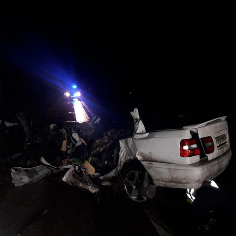 Avārijā cietušās automašīnas vraka