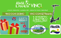 Logo La Valle degli Orti ''Ama il pianeta e vinci '' : come partecipare al concorso