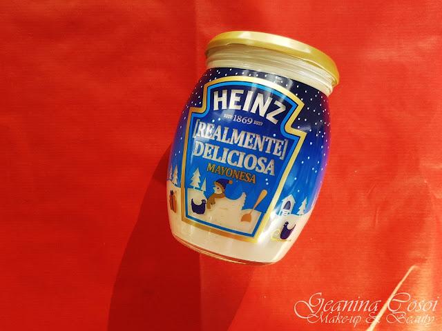Mayonesa Heinz Navidad Degustabox Noviembre - Especial Navidad