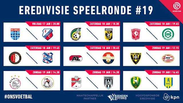 Prediksi PEC Zwolle vs FC Utrecht — 18 Januari 2020