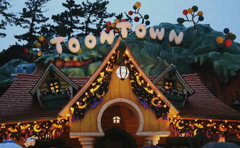 Toontown Tokyo Disneyland