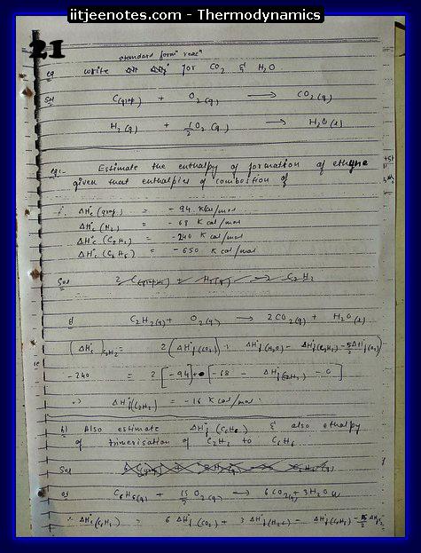 Thermodynamics Notes5