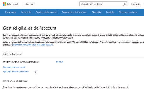 Come creare e configurare account Microsoft su Windows 10