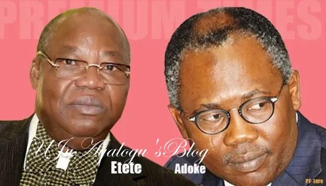 Malabu Scandal: Why I am running from EFCC —Nigeria's former Attorney General Adoke