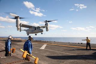 MV-22 Block C Osprey, Pesawat Tempur Berkemampuan Vertical Takeoff and Landing (VTOL)