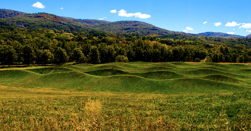 Wave Field - Maya Lin at Storm King