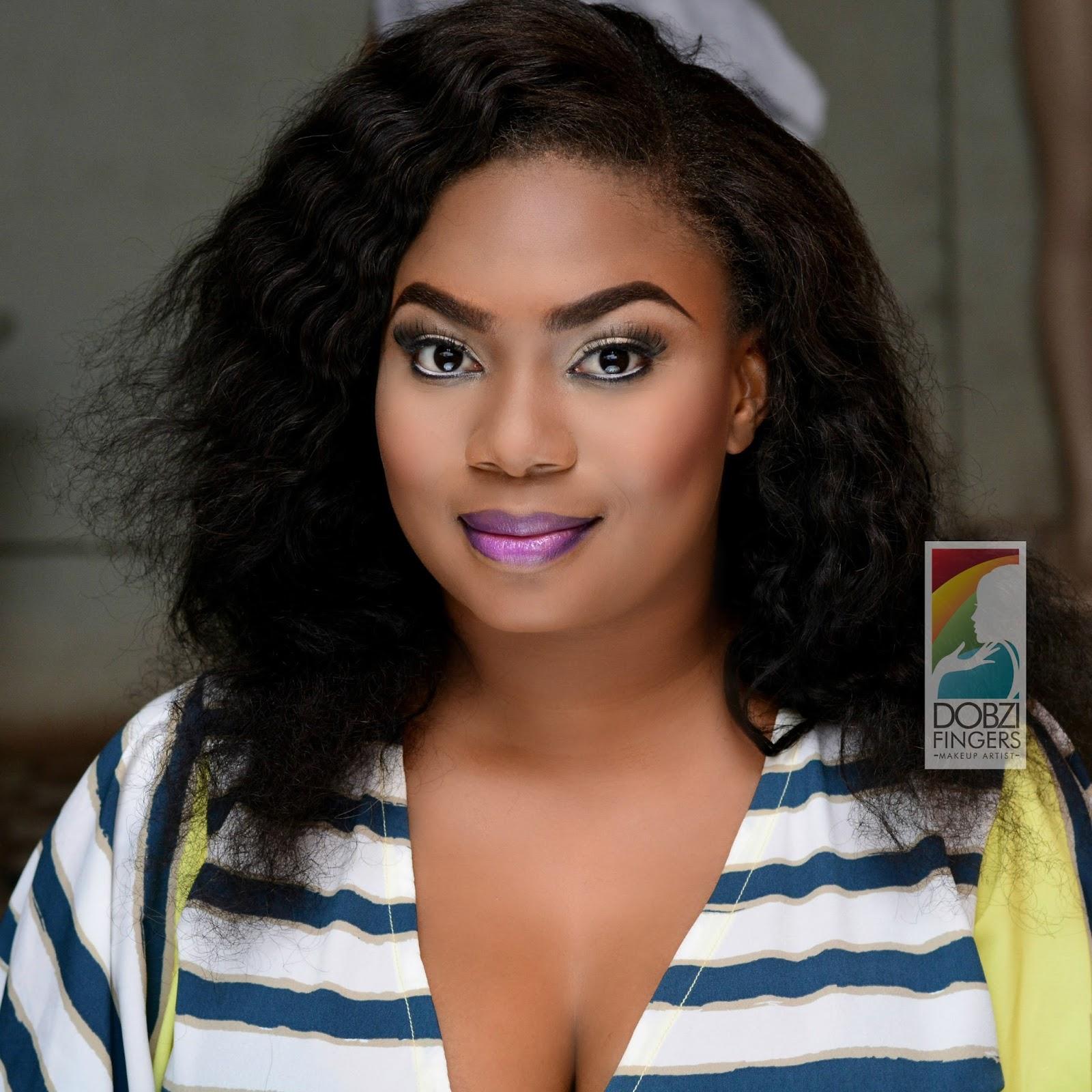 top nigerian blogger and makeup artist