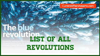 List of All Revolutions
