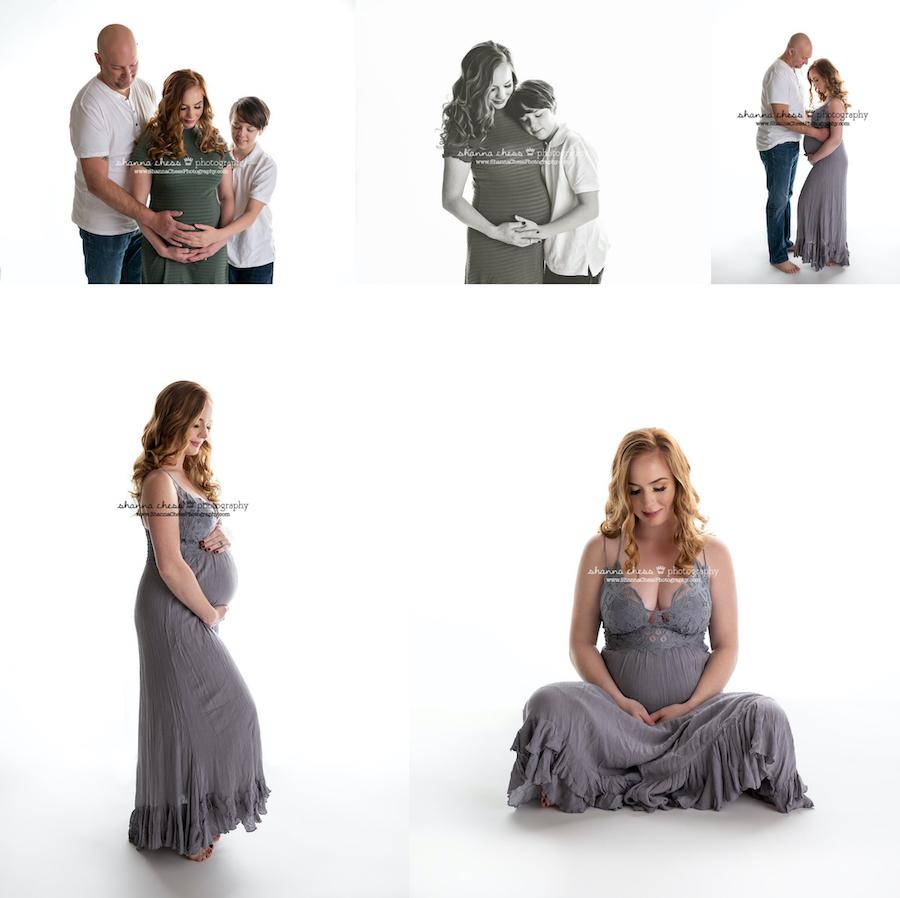 Eugene, Oregon maternity and family photographer