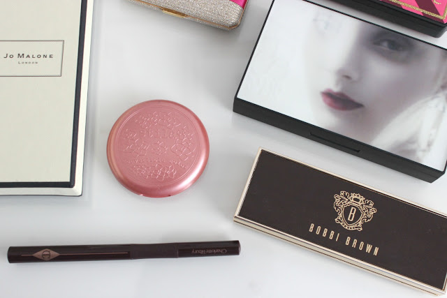 stila convertible colour Bobbi brown eyeshadow jo Malone perfume Nars Sarah moon cheek palette