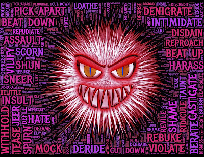 El virus en las redes sociales