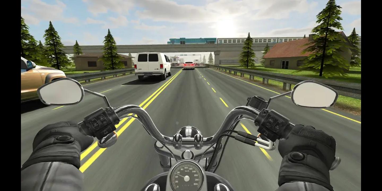 jogo de corrida de motos