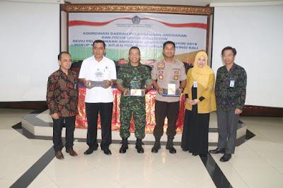 Kodam IX/Udayana Raih Penghargaan atas Capaian IKPA Tertinggi