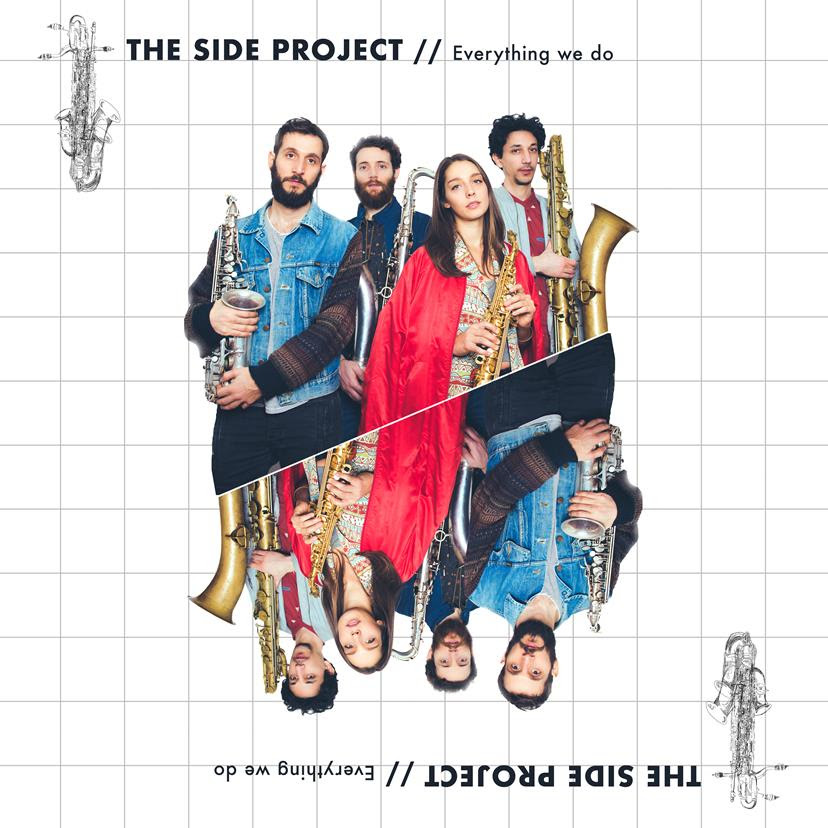 JP's Music Blog: New Music From New Artists H Kink, The Side Project