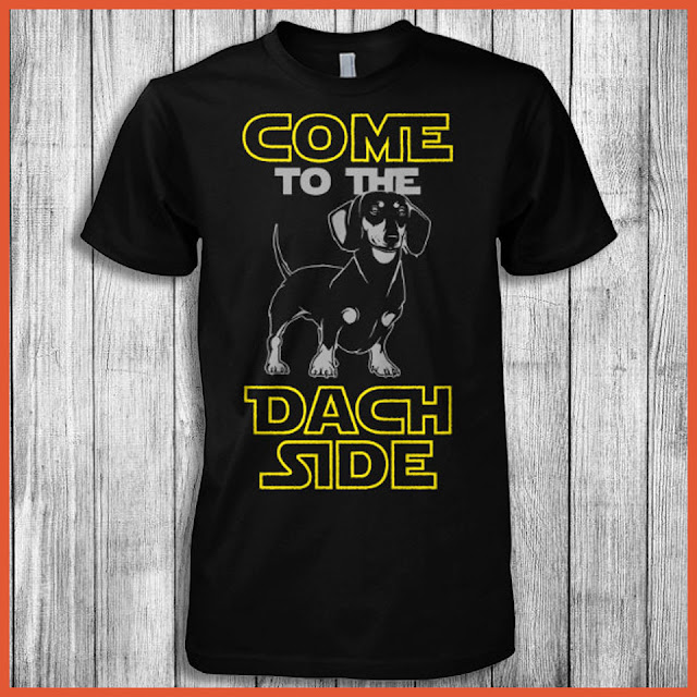 Come To The Dach Side T-Shirt