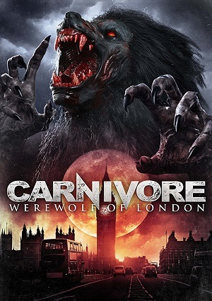 Filme Carnivore - O Lobisomem de Londres Dublado / Dual Áudio