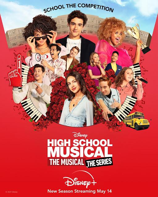 Season-2-High-School-Musical-The-Musical-The-Series, Disney Plus