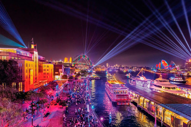 Choáng ngợp trước những lễ hội ánh sáng đỉnh cao ở Châu Âu