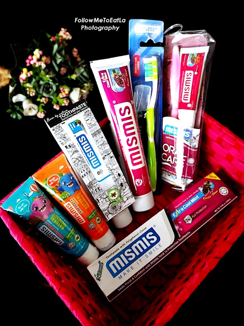 MISMIS TOOTHPASTE & TOOTHBRUSH Dental Oral Care Products By NFA Technologies Sdn Bhd