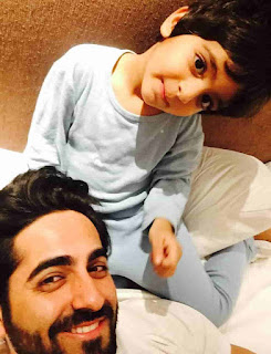 Virajveer Khurrana With His Father