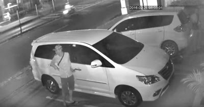 Ini Wajah Pencuri Mobil Syekh Ali Jaber, Tolong Share Agar Segera Ditangkap!