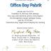 Lowongan Office Boy di Bandung