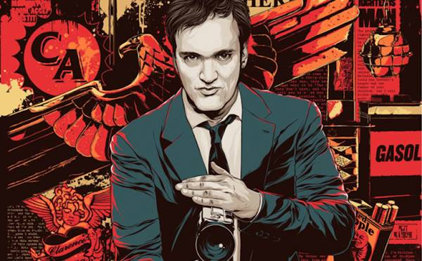 Daftar Film yang Disutradarai Quentin Tarantino